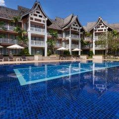 Отель Allamanda Laguna Phuket Пхукет бассейн