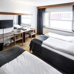 Отель First Hotel Aalborg Дания, Алборг - отзывы, цены и фото номеров - забронировать отель First Hotel Aalborg онлайн комната для гостей фото 5