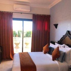 Отель Oscar Hotel by Atlas Studios Марокко, Уарзазат - отзывы, цены и фото номеров - забронировать отель Oscar Hotel by Atlas Studios онлайн комната для гостей фото 2