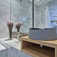 Отель Msb Gracia Pool Terrace Center Барселона ванная фото 2