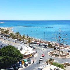 Отель Apartamentos Turísticos Sunny Beach пляж