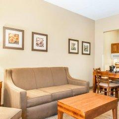 Отель Comfort Inn North/Polaris США, Колумбус - отзывы, цены и фото номеров - забронировать отель Comfort Inn North/Polaris онлайн комната для гостей фото 4