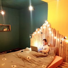Check In Sapa Hostel and Coffee Шапа ванная