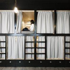 Гостиница Sputnik Hostel & Personal Space в Москве 11 отзывов об отеле, цены и фото номеров - забронировать гостиницу Sputnik Hostel & Personal Space онлайн Москва спа фото 2
