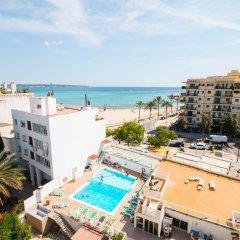 Hotel Amic Miraflores пляж фото 2