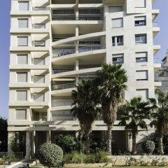 Отель Sea N' Rent - Ramat Aviv 3 Bed Тель-Авив вид на фасад