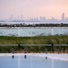 Отель Crowne Plaza Abu Dhabi Yas Island балкон