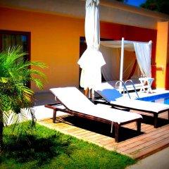 Отель Villa Di Mare Seaside Suites бассейн