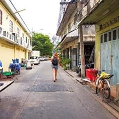 Here Hostel Бангкок фото 2