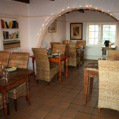 Отель Oyster Bay Lodge питание