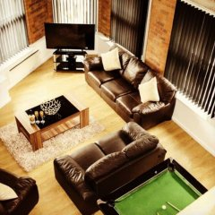 Апартаменты City Stop Manchester Apartments спа