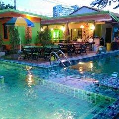 Отель BB House Beach Residences Таиланд, Паттайя - отзывы, цены и фото номеров - забронировать отель BB House Beach Residences онлайн бассейн фото 3