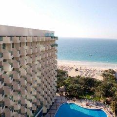 Отель Hilton Dubai Jumeirah пляж