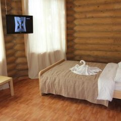 Арт-Эко-отель Алтай Бийск комната для гостей фото 4