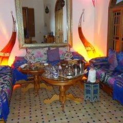 Отель Riad les Idrissides Марокко, Фес - отзывы, цены и фото номеров - забронировать отель Riad les Idrissides онлайн детские мероприятия фото 2