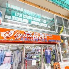 El Majestic Bangkok Hotel Sukhumvit 33 Бангкок городской автобус