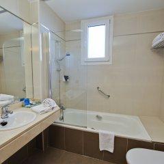 Hotel Ganivet ванная