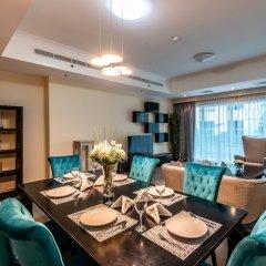 Апартаменты Peaks Apartments Dubai Marina в номере