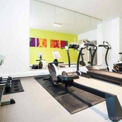 ibis Styles Hotel Brussels Centre Stéphanie фитнесс-зал фото 2