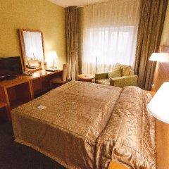 Бизнес Отель Евразия 4* Стандартный номер двуспальная кровать фото 17