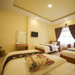 Nam Dong Hotel Далат комната для гостей