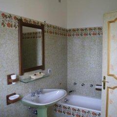 Отель Agriturismo Tenuta Quarto Santa Croce ванная