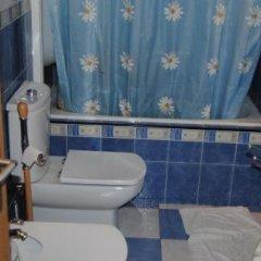 Отель Pensao Beira Minho Лиссабон ванная фото 2