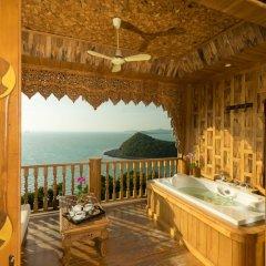 Отель Santhiya Koh Yao Yai Resort & Spa ванная