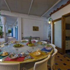 Отель Villa Demetra питание