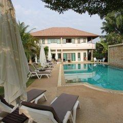 Отель Babylon Pool Villas бассейн фото 2