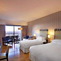 Отель Sheraton Rhodes Resort комната для гостей фото 4