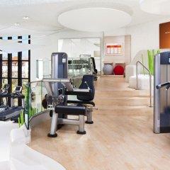 Отель Sheraton München Westpark Hotel Германия, Мюнхен - 1 отзыв об отеле, цены и фото номеров - забронировать отель Sheraton München Westpark Hotel онлайн фитнесс-зал
