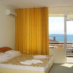 Отель Панорама Болгария, Свети Влас - отзывы, цены и фото номеров - забронировать отель Панорама онлайн комната для гостей фото 4