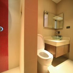 Отель Silom One ванная