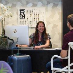Gordon Inn & Suites Израиль, Тель-Авив - 6 отзывов об отеле, цены и фото номеров - забронировать отель Gordon Inn & Suites онлайн интерьер отеля фото 2