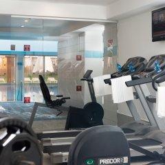 Leonardo Plaza Haifa Израиль, Хайфа - 2 отзыва об отеле, цены и фото номеров - забронировать отель Leonardo Plaza Haifa онлайн фитнесс-зал