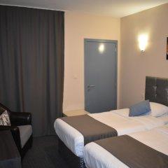 Отель Hôtel Méribel Брюссель комната для гостей фото 5