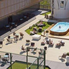 Отель Holiday Club Saimaa Hotel Финляндия, Рауха - 12 отзывов об отеле, цены и фото номеров - забронировать отель Holiday Club Saimaa Hotel онлайн балкон