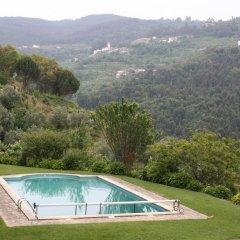 Отель Quinta Das Escomoeiras бассейн