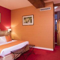 Отель Rives De Notre Dame Париж комната для гостей фото 3