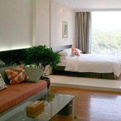 Guangzhou Jinzhou Hotel в номере