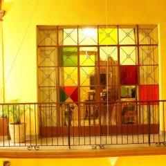 Casa Alebrijes Gay Hotel Гвадалахара балкон