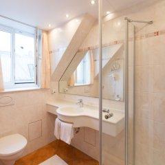 Отель Uhland Германия, Мюнхен - отзывы, цены и фото номеров - забронировать отель Uhland онлайн ванная