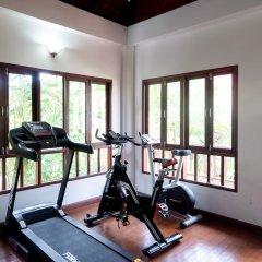 Отель Royal Lanta Resort & Spa фитнесс-зал