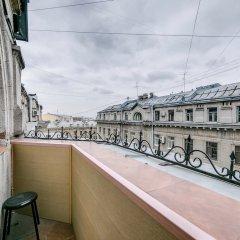 Гостиница Park Lane Inn балкон