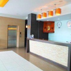 Отель Curve Boutique Pattaya интерьер отеля
