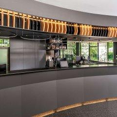 Отель NH München Unterhaching Германия, Унтерхахинг - 1 отзыв об отеле, цены и фото номеров - забронировать отель NH München Unterhaching онлайн интерьер отеля фото 2