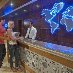 Crystal Sunset Luxury Resort & Spa Турция, Сиде - 1 отзыв об отеле, цены и фото номеров - забронировать отель Crystal Sunset Luxury Resort & Spa - All Inclusive онлайн интерьер отеля
