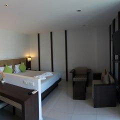 Отель April Suites Pattaya Паттайя комната для гостей
