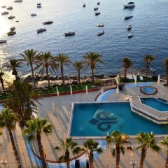 Qawra Palace Hotel пляж